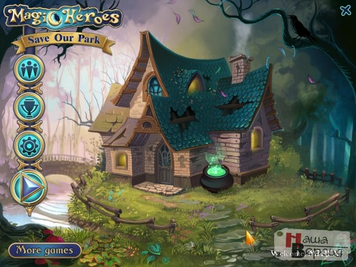 Magic Heroes: Save Our Park (2014) Рус.