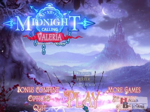 Midnight Calling 3: Valeria Collectors Edition