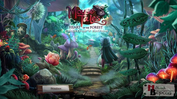 Mouse Tales: Heart of the Forest (BETA)