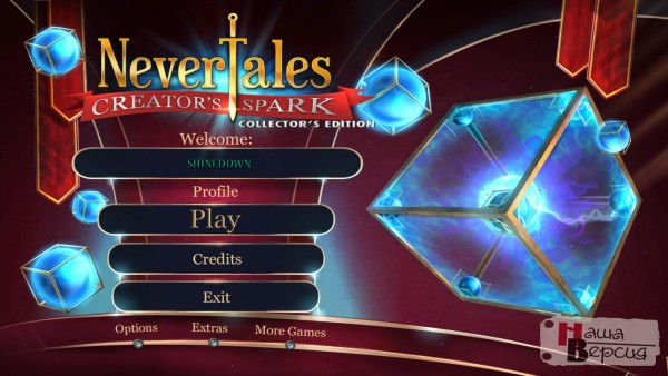 Nevertales 7: Creators Spark Collector's Edition