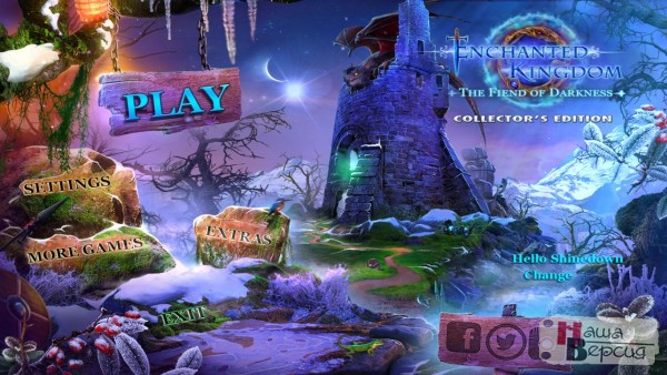 Enchanted Kingdom 4: Fiend of Darkness Collector's Edition
